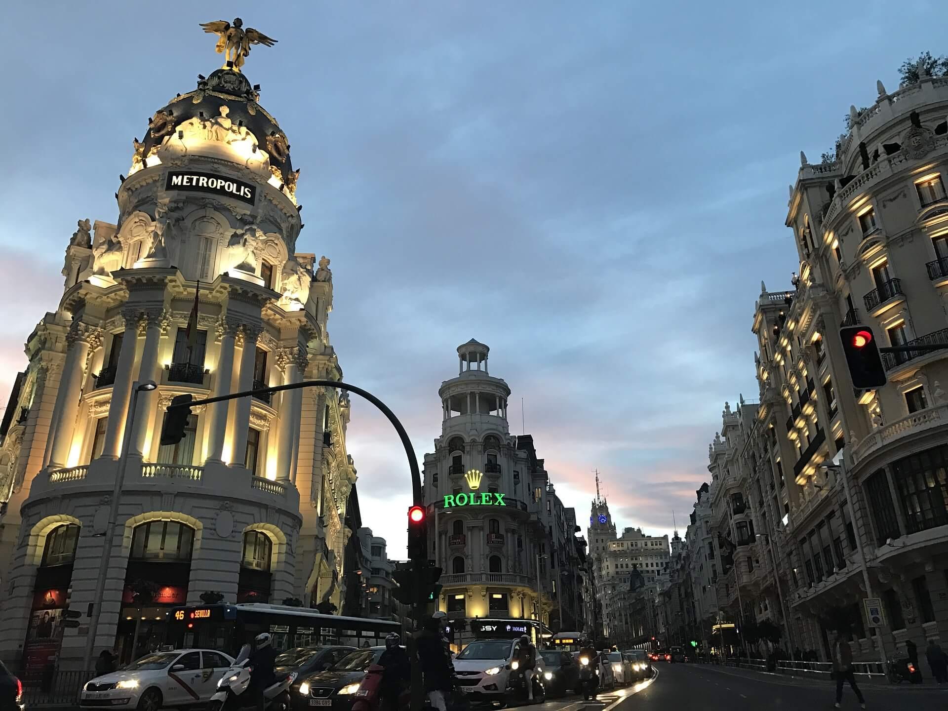 Una oración por la Comunidad de Madrid